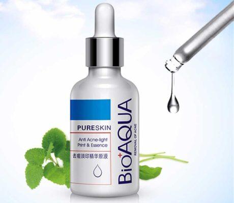 [Review có tâm] Bioaqua Serum có thực sự tốt cho da mụn?